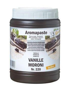 Vanille Moroni Konditoreipaste