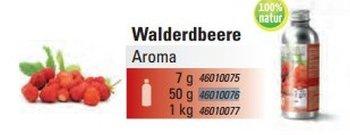 Walderdbeere Aroma natürlich (50g)