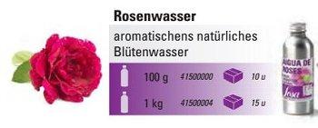 @ BIO Rosenwasser (100g)