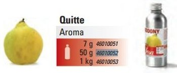 Quitte Aroma (50g)