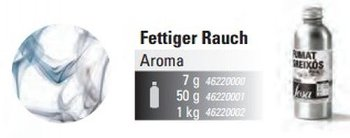 @ Fettiger Rauch Aroma (50g)
