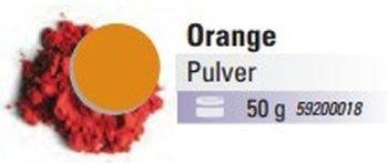 @ Lebensmittelfarbe Orange matt (50g)
