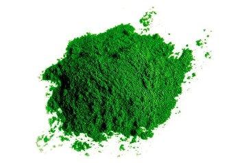 Lebensmittelfarbe 'Schokoladenfarbe' Grün (20g)