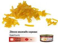 @ Zitronenschalen-Zesten