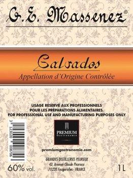 Calvados 60% Masseenez