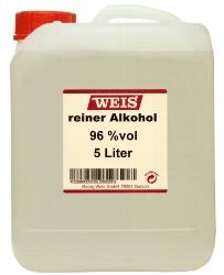Weingeist (Ethanol) 96%