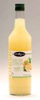 Zitronensaft 100% Cart'Agrume