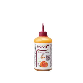 TK-Aprikosen Fruchtsauce in Coulis Flasche
