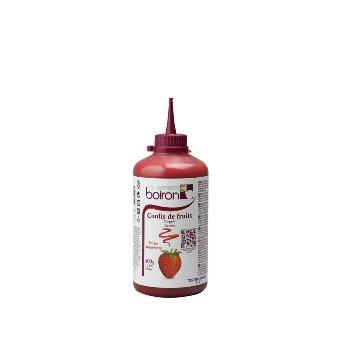 TK-Erdbeer Fruchtsauce in Coulis Flasche