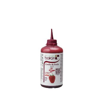 TK-Himbeer Fruchtsauce in Coulis Flasche