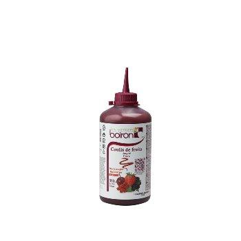 TK-Rote Früchte Sauce in Coulis Flasche