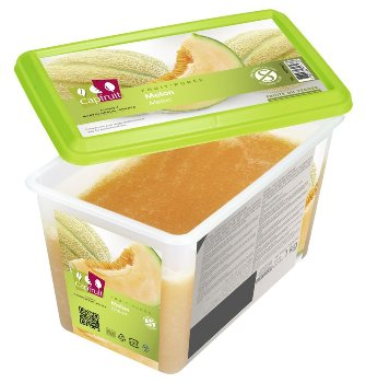 TK-Melone 'Cantaloupe' Püree gezuckert