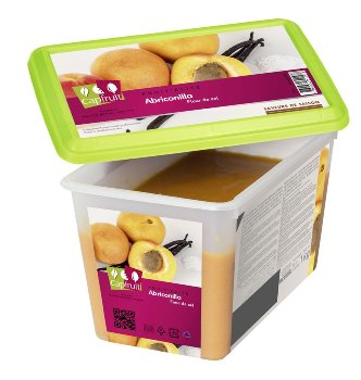 TK-Aprikose Gewürzt mit Vanille, Fleur de Sel, gezuckert
