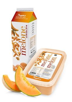 TK-Melone Püree 10 % Zucker