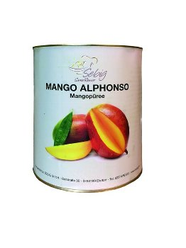 Mangopüree Alphonso 100% (3100ml)