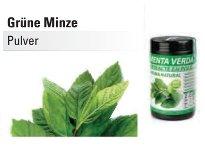 @ Grüne Minze-Pulver natürlich (500g)