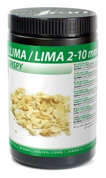 Limetten-Crispies 2-10mm (300g)