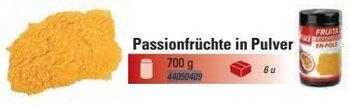 @ Passionsfrucht Pulver (700g)