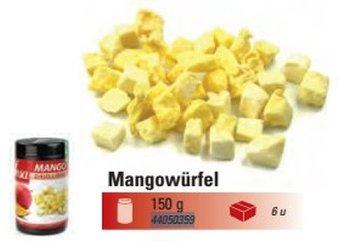 @ Mango-Würfel (100g)