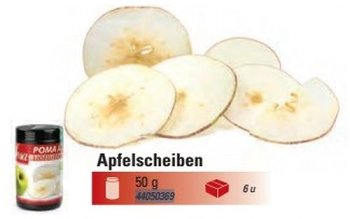 @ Apfel-Scheiben (50g)