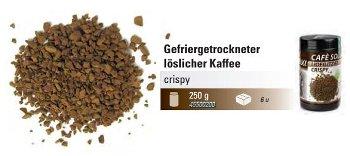 @ Kaffee-Crispies (250g)