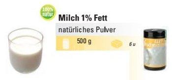 @ Milchpulver (500g)