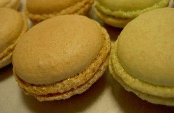 Macaron-Mix Pulver 55% Mandeln