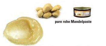 @ Mandel Paste roh