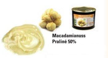 @ Pralinen-Masse Macadamia 50%