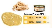 @ Pralinen-Masse Erdnuss 50%