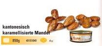 @ Mandel ganz braun karamellisiert (600G)