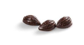 Schoko-Dekor Kakaofrüchte Mini bitter (750G)