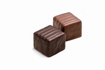 @ Riesenpraline Cube Montelimar Lait (24 Stk)