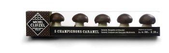@ Pralinenstange 5 Champignon Karamel (90g)