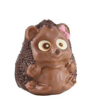 @ Schokoladen-Igelin 'Friponne' milch (80g)