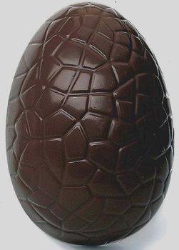@ Schokoladen-Ei Nr.6 bitter (120g)