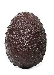 @ Schokoladen-Ei Nr.6 bitter 'Amandes' (160g)