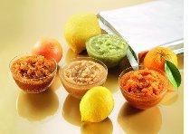 Orangeat-Paste aus kandierten Orangenschalen (2 x 3KG)