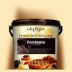 Schokoladencreme / Haselnussfettglasur 'Fondente'