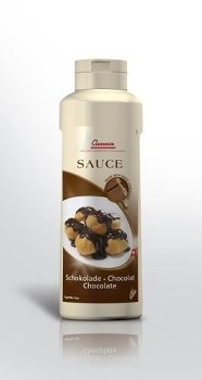 Chocolate-Sauce 20% Kakaoanteil