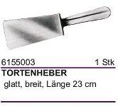 Tortenheber L23cm, breit