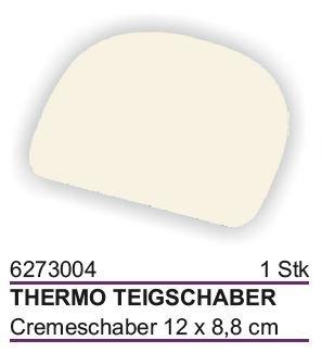 Teigschaber 12x8,8cm