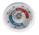 Tief-/ Kühltruhen Thermometer rund