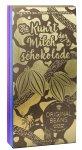 BIO Tafel-Schokoladen im Set 'Die Kunst der Milchschokoladen' (2x70g)