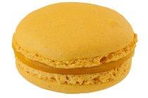 @ TK-Macarons Mango 4,5cm / 20g (32 Stk/Pck - 12 Pck/Ukt)