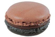 @ TK-Macarons Bitterschokolade 'Grand Cru' 4,5cm / 20g (32 Stk/Pck - 12 Pck/Ukt)