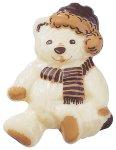 @ Gießform-Blister für Teddybär (2 Blister für 90 Stk)