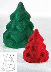 @ Gießform Weihnachtsbaum 'Mini Snow' (4 Teile für 2 Stk)