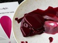 BIO Kakaobutter gefärbt rosa | Lebensmittelfarbe nat. (50g) Chips