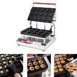 @ Cookmatic MAXI Maschine zur Tartelettes Herstellung